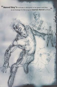 Extrait de Marvel Knights / Marvel Boy Genesis Edition (2000) -OS- Marvel Knights/ Marvel Boy genesis edition