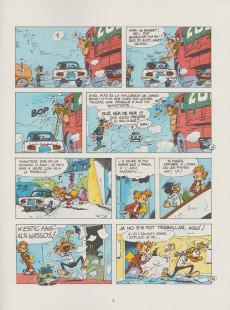Extrait de Spirou et Fantasio (en langues régionales) -15Catalan- Bolquers a xampinyac