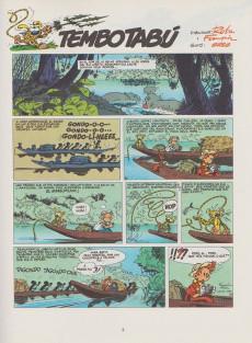 Extrait de Spirou et Fantasio (en langues régionales) -16Catalan- Tembo tabú