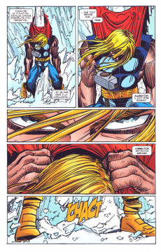 Extrait de Thor (Marvel Icons) -2- Tome 2
