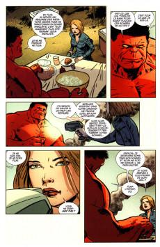Extrait de Hulk (Marvel Deluxe) -3- Planète Rouge