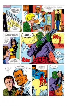 Extrait de Spectacular Spider-Man (L'intégrale) -9- L'intégrale 1985