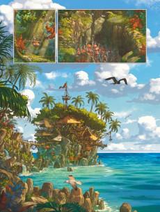 Extrait de Le voyage Extraordinaire -6- Tome 6 - Les Îles mystérieuses - 3/3