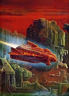 Extrait de (AUT) Stewart, Cowley - Les grandes batailles de l'espace