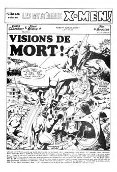 Extrait de X-Men (Éditions Héritage) -23- Visions de mort !