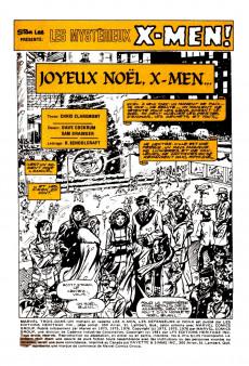 Extrait de X-Men (Éditions Héritage) -6- Joyeux noël X-Men...