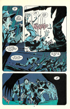 Extrait de Wolverine (1988) -9- Promise To Keep