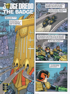 Extrait de Free Comic Book Day 2014 - 2000 AD