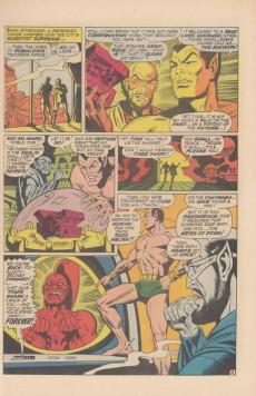Extrait de Sub-Mariner (1968) -8- In the Rage of Battle!