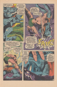 Extrait de Sub-Mariner Vol.1 (Marvel - 1968) -11- The Choice and the Challenge!