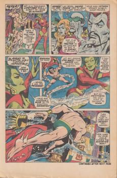 Extrait de Sub-Mariner Vol.1 (Marvel - 1968) -38- Namor Agonistes!