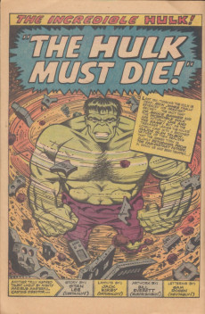 Extrait de Tales to astonish Vol. 1 (Marvel - 1959) -78- The Prince and the Puppet!/ The Hulk Must Die!