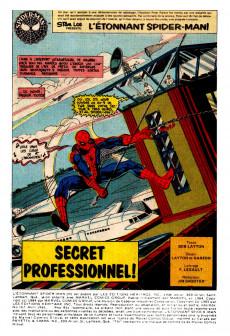 Extrait de L'Étonnant Spider-Man (Éditions Héritage) -167- Secret professionnel !