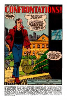 Extrait de L'Étonnant Spider-Man (Éditions Héritage) -145146- Confrontations !