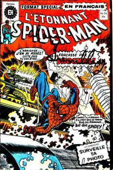 Extrait de L'Étonnant Spider-Man (Éditions Héritage) -54- Menacé par Shocker !