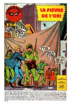 Extrait de L'Étonnant Spider-Man (Éditions Héritage) -173- La fièvre de l'or !