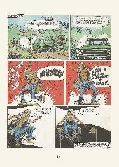 Extrait de Archie Cash -7- Le démon aux cheveux d'ange