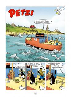 Extrait de Petzi (Chours) -1- Petzi et le volcan