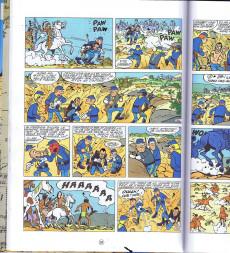 Extrait de Les tuniques Bleues -5c2014- Les déserteurs