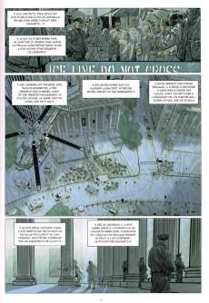 Extrait de Le pouvoir des Innocents (Cycle II - Car l'enfer est ici) -5- 11 septembre