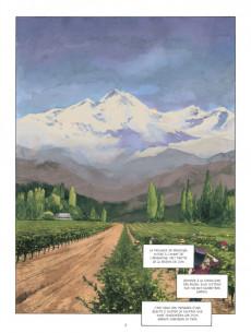 Extrait de Bodegas -3- Mendoza - Première partie