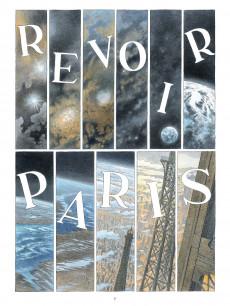 Extrait de Revoir Paris - Tome INT