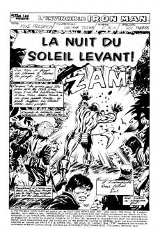 Extrait de L'invincible Iron Man (Éditions Héritage) -23- La nuit du soleil levant !