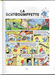Extrait de Les schtroumpfs -3b92- La Schtroumpfette