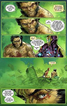 Extrait de Hunt For Wolverine - Adamantium Agenda -2- Issue #2
