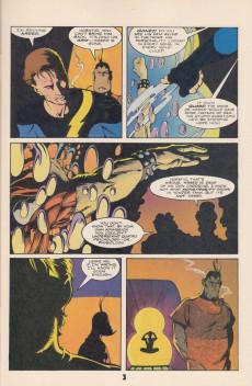 Extrait de Nexus (1983) -51- Kreed's Arm