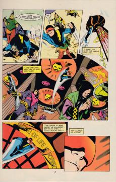 Extrait de Nexus the liberator (1992) -1- Waking Dreams
