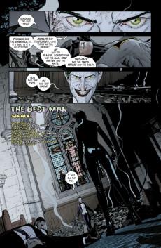Extrait de Batman (2016) -49- The Best Man, Finale