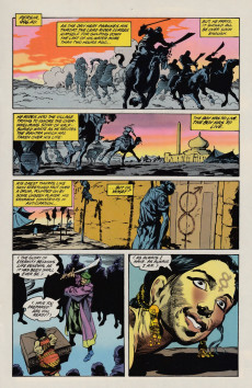 Extrait de Night Force (1996) -1- Millennium Chapter One: Of Immortal Youth