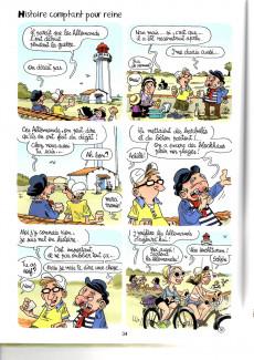Extrait de Alban Dmerlu (Éditions de Beaupré) -4- Sur l'Ile aux Patagos