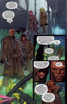 Extrait de Star Wars - Mace Windu - Jedi de la République