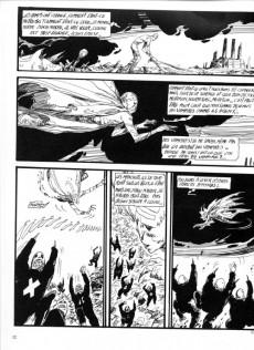 Extrait de Nosferatu (Druillet) - Nosfératu