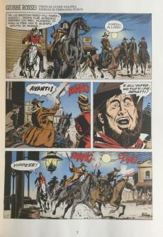 Extrait de Tex (70 anni di un mito) -24- Giubbe rosse
