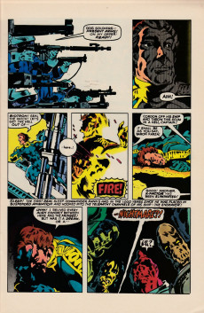 Extrait de Micronauts Special Edition (1983) -1- Micronauts Special Edition #1