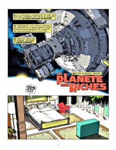 Extrait de La planète des riches -2- La bourse et la vie