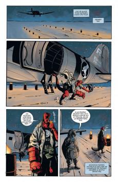Extrait de Hellboy & B.P.R.D. -3- 1954