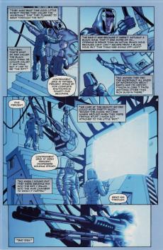 Extrait de Micronauts (2002) -1- Revolution, Part 1