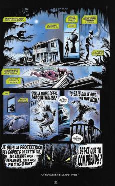 Extrait de Fox-Boy - La sorcière de Cilaos (hors série)