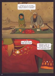 Extrait de Parvana - Parvana - Une enfance en Afghanistan