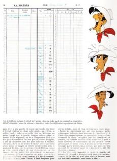 Extrait de Lucky Luke -HS01- Histoire d'un dessin animé