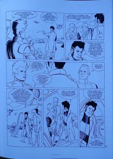 Extrait de Spirou et Fantasio (Une aventure de.../Le Spirou de...) -13TL- Fondation Z