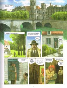 Extrait de L'homme au bigos (Les Enquêtes du commissaire Raffini) -13- Rue des souvenirs
