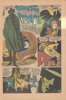 Extrait de Showcase (1956) -80- Men Call Me the Phantom Stranger