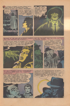 Extrait de Phantom Stranger (1969) -1- When Ghosts Walk!