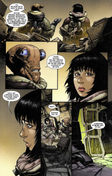Extrait de Star Wars: Doctor Aphra (2017) -21- The Catastrophe Con Part II