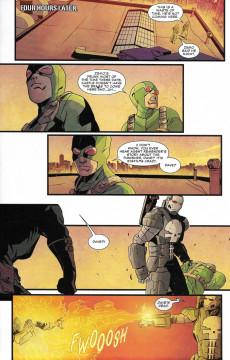 Extrait de Punisher (2016) (The) -226- Punisher: War Criminal Part 3